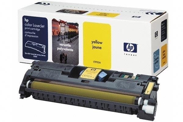 HP Druckkassette für Color Laserjet 2500 gelb