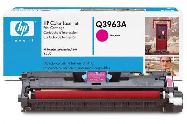 HP Druckkassette für Color Laserjet 2550, magenta