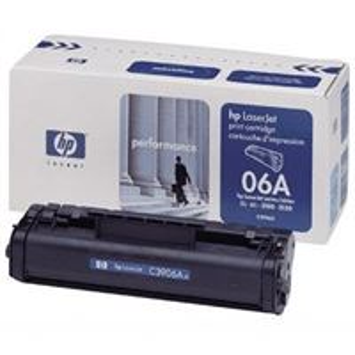 HP Druckkassette HP 5L/6L, 3100 - C3906A -