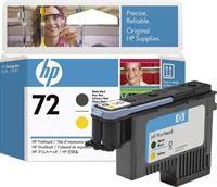 HP Druckkopf matt-schwarz Nr. 72
