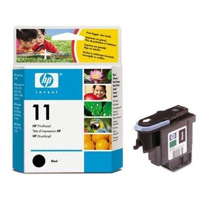 HP Druckkopf Nr. 11 - C4810A - schwarz