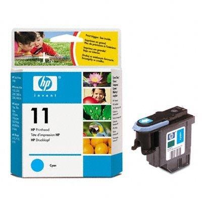 HP Druckkopf Nr. 11 - C4811A - cyan
