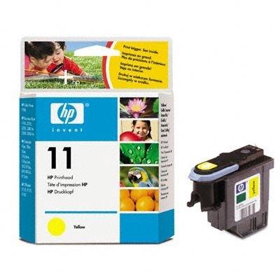 HP Druckkopf Nr. 11 - C4813A - gelb