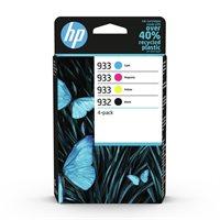 HP HP 932/HP 933 original Tinte schwarz, cyan, magenta, gelb - 6ZC71AE