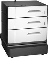 HP Medienschacht/Papierfach - 2x500 Blatt-Zufuhrfa
