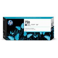 HP Original - 730 HC Tinte matt schwarz -  P2V71A