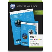 HP Original Tinte HP 953XL Office Value Pack - 1CC21AE