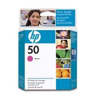 HP Original Tinte magenta - 51650M