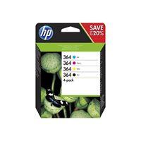 HP Original Tinten Multipack BK/C/M/Y - N9J73AE