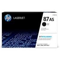 HP Original Toner schwarz - CF287AS