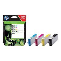 HP Original XL Tinten Multipack BK/C/M/Y - N9J74AE