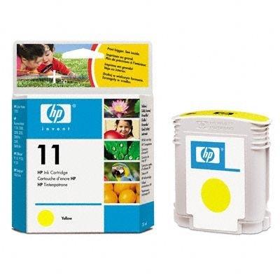 HP Tintenpatrone Nr. 11 gelb für HP Business