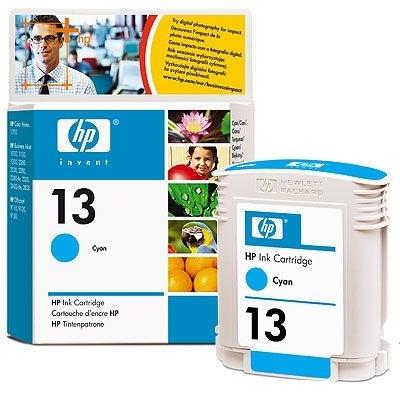 HP Tintenpatrone Nr. 13 - C4815A - cyan