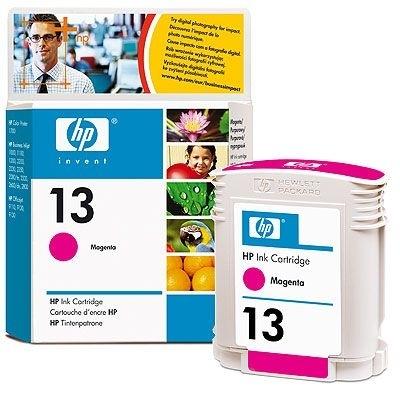 HP Tintenpatrone Nr. 13 - C4816A - magenta