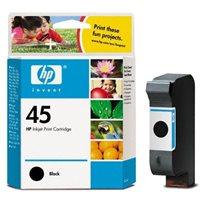HP Tintenpatrone Nr. 45 Original - 51645A - black