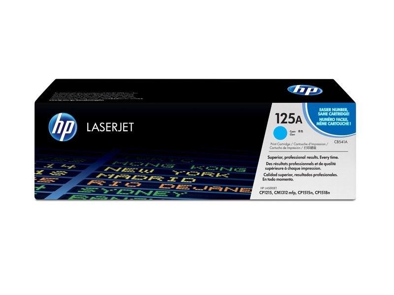 HP Toner cyan für LaserJet CP1215/1515/1518