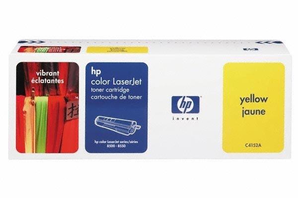 HP Toner für Color LJ8500 gelb- C4152A -