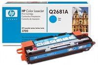 HP Toner Original für Color LaserJet 3700, cyan