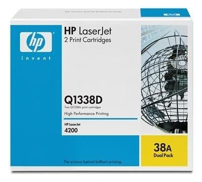 HP Toner schwarz Doppelpack für LJ 4200N