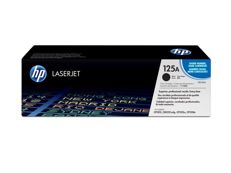 HP Toner schwarz für LaserJet CP1215/1515/1518