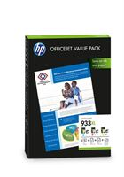 HP Valuepack Nr. 933 XL C/M/Y , CR711AE