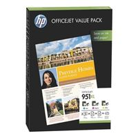 HP Valuepack Nr. 951 XL C/M/Y , CR712AE