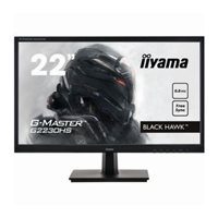 iiyama G-MASTER G2230HS-B1, 54,6 cm (21.5 Zoll), 1920 x 1080 Pixel