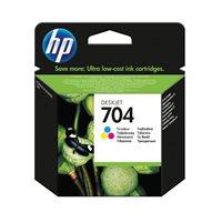 HP 704 Original Tinte Multipack CMY - CN693AE