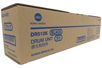 Konica-Minolta Original - Trommel schwarz DR-512K