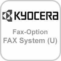 "Kyocera Fax System ""U"""
