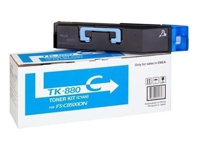 Kyocera Toner cyan für FS-C8500DN, TK-880C