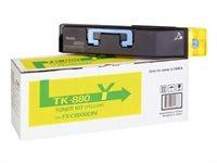 Kyocera Toner gelb für FS-C8500DN, TK-880Y