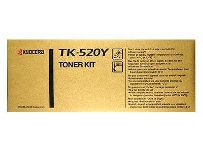 Kyocera Toner gelb für FS-C5015N