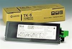 Kyocera Toner Original für F 800  TK-6, schwarz