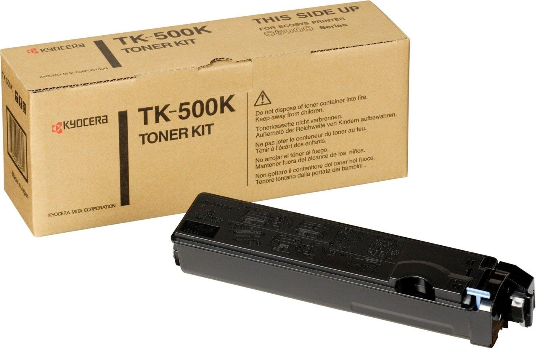 Kyocera Toner Original für FS-C5016N, schwarz