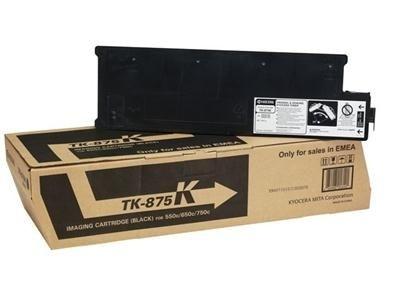 Kyocera Toner schwarz für Taskalfa 550c, TK-875K