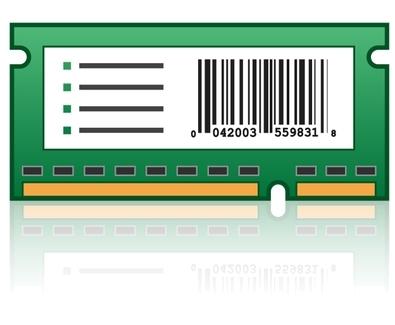 Lexmark 2 GB x32 DDR3 RAM
