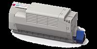 OKI Toner magenta für MC760, 770, 780 ca. 6.000