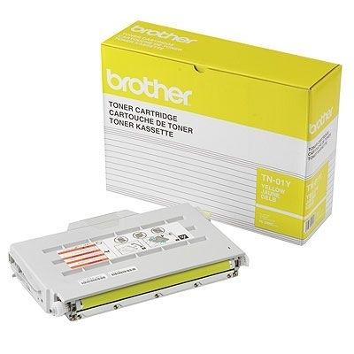 Orig. Toner für Brother HL-2400C, gelb  -TN-01Y -