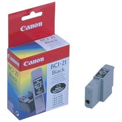 Original Canon BCI-21BK Tintenpatrone schwarz