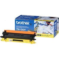 Original Toner für Brother HL-4050    - TN-130Y -