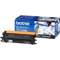 Original Toner für Brother HL-4050    - TN-135BK -