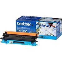 Original Toner für Brother HL-4050    - TN-135C -