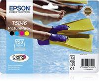 PicturePack T5846 - 1 - Farbe (cyan, magenta, gelb