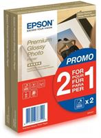 Premium Glossy Photo Paper – 2 für 1 - C13S042167