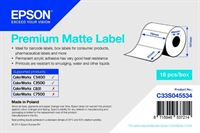 Premium Matte Label - Die-cut Roll - C33S045534