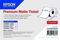 Premium Matte Ticket Roll - C33S045390