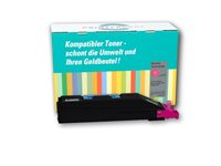 Printer Care Toner magenta kompatibel zu: KYOCERA TK-880M