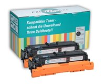 PrinterCare Doppelpack Toner BKHC