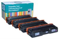 PrinterCare Set CMYBK  SPC 232